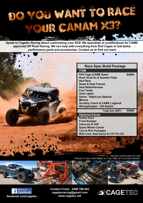 X3 Promotional Poster Cagetec.jpg